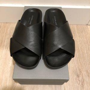 b64e08273819 Everlane Shoes - Everlane The Form Crossover Sandal